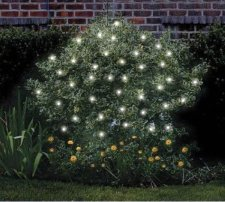 Christmas Solar LED Net Lights