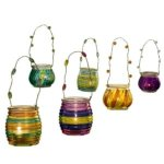 Grasslands Road Garden Hanging Tealight Lanterns
