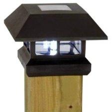 Moonrays Solar Deck Post Lights