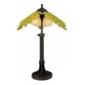 Bel Air Lighting Outdoor Palm Tree Table Lamp