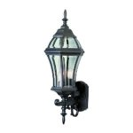 Lowes Portfolio 3-Light Up Wall Lantern