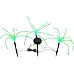 Fiber Optic Solar Garden Lights