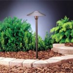 Electric Outdoor Lighting Dome Path Light