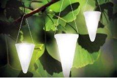 Hanging Solar Garden Lighting System